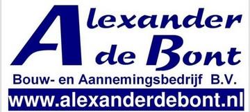 Héél blij met Alexander de Bont Bouw- en aannemingsbedrijf als zilveren sponsor van Koningsdag…
